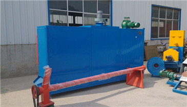 Fish Feed Dryer Exported to Ame